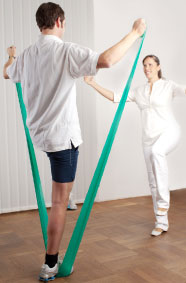 Theraband Physiotherapie